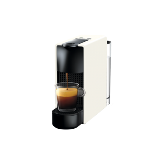 Капсульна кавоварка Essenza Mini Pure White , Nespresso