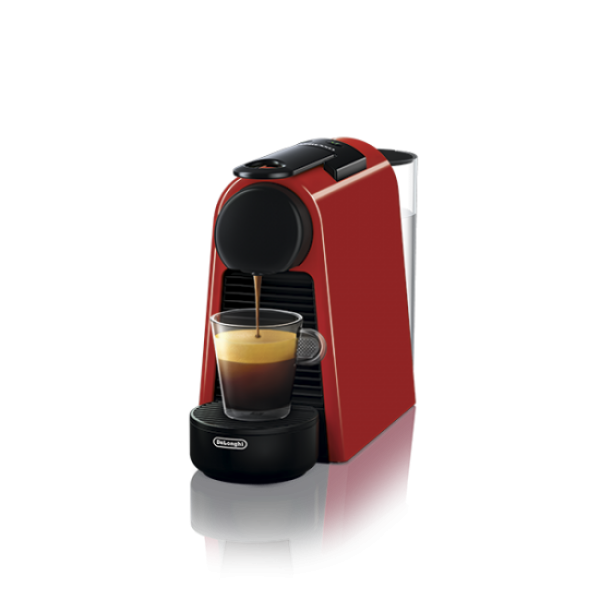 Капсульна кавоварка Essenza Mini Ruby Red, Nespresso