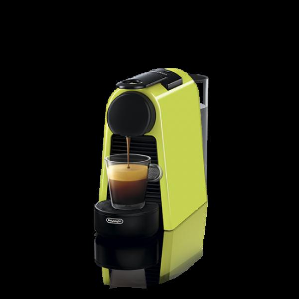 Капсульна кавоварка Essenza Mini Lime Green, Nespresso