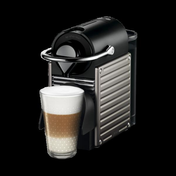 Капсульна кавоварка Pixie Electric Titan, Nespresso
