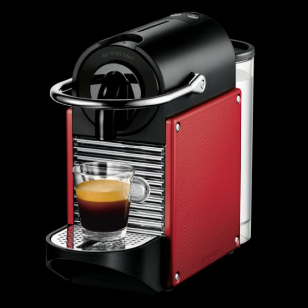Капсульна кавоварка Pixie, Nespresso