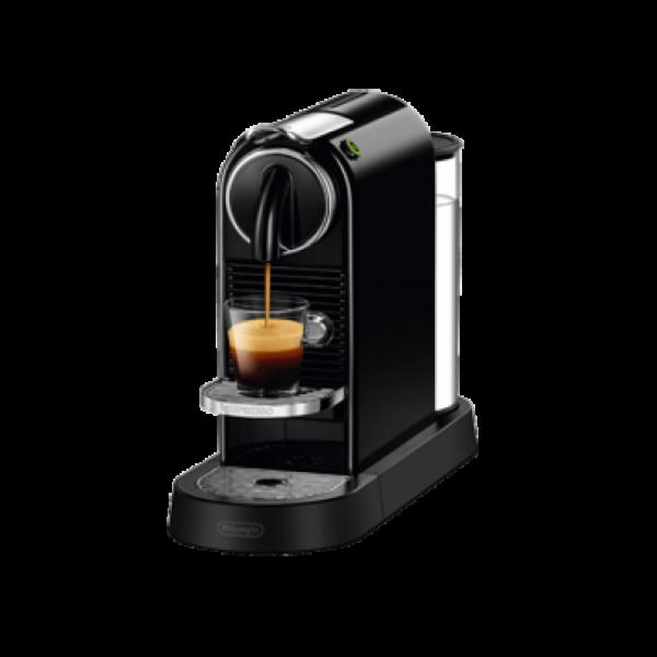 Капсульная кофеварка CitiZ Black, Nespresso