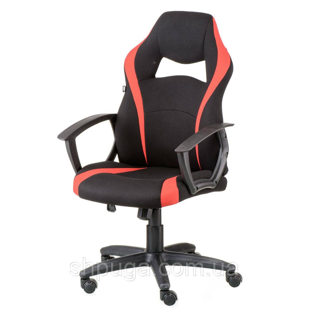 Кресло офисное Special4You Rosso black/red