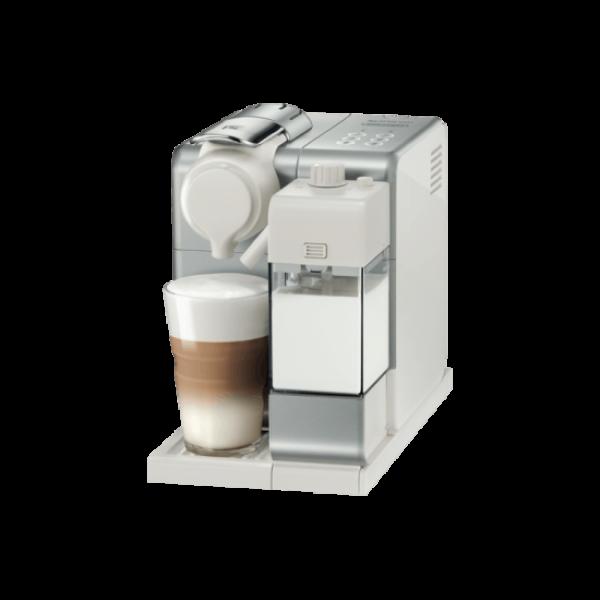 Капсульна кавоварка Lattissima Touch Silver, Nespresso