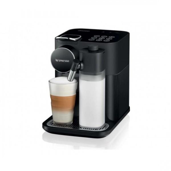 Капсульна кавоварка Gran Lattissima Black, Nespresso