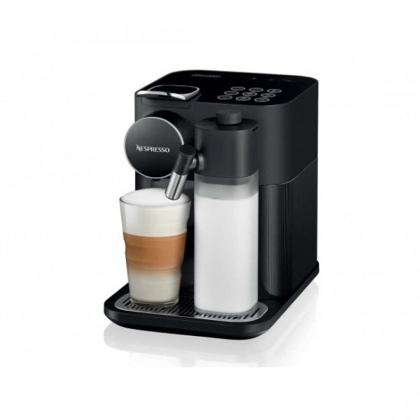 Капсульная кофеварка Gran Lattissima Black, Nespresso
