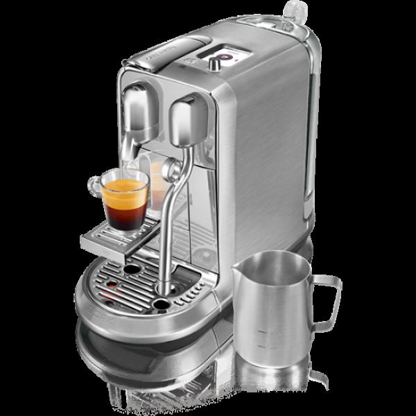 Капсульна кавоварка Creatista Plus, Nespresso