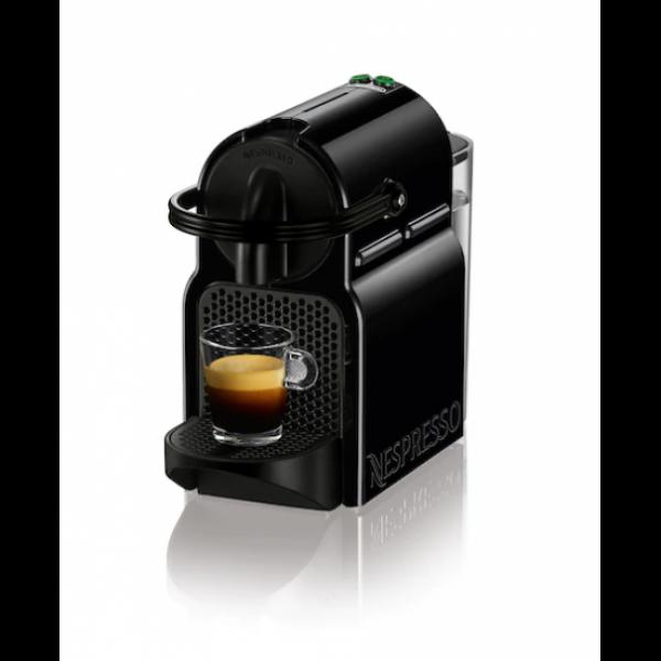 Капсульна кавоварка Inissia Black D40, Nespresso
