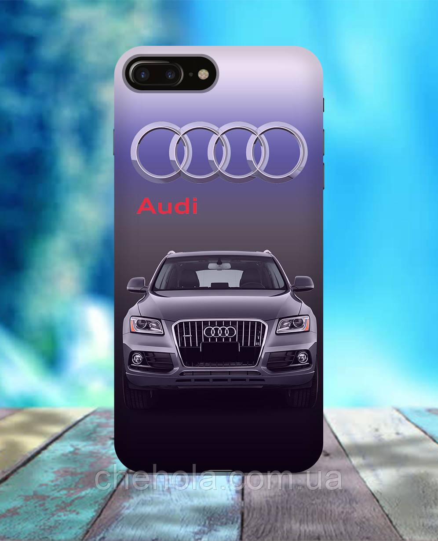Чохол для iPhone 7 8 7 Plus 8 Plus AUDI Q5