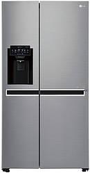 Холодильник с морозильной камерой LG GSL761PZUZ