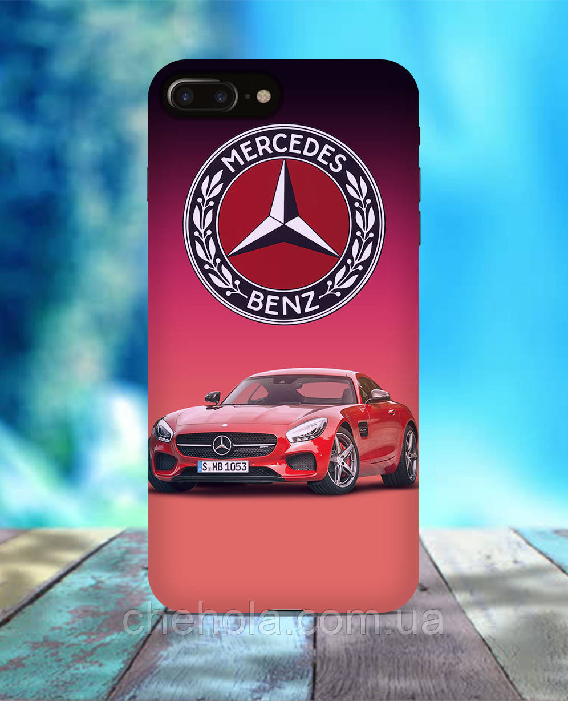 Чохол для iPhone 7 8 7 Plus 8 Plus Mercedes