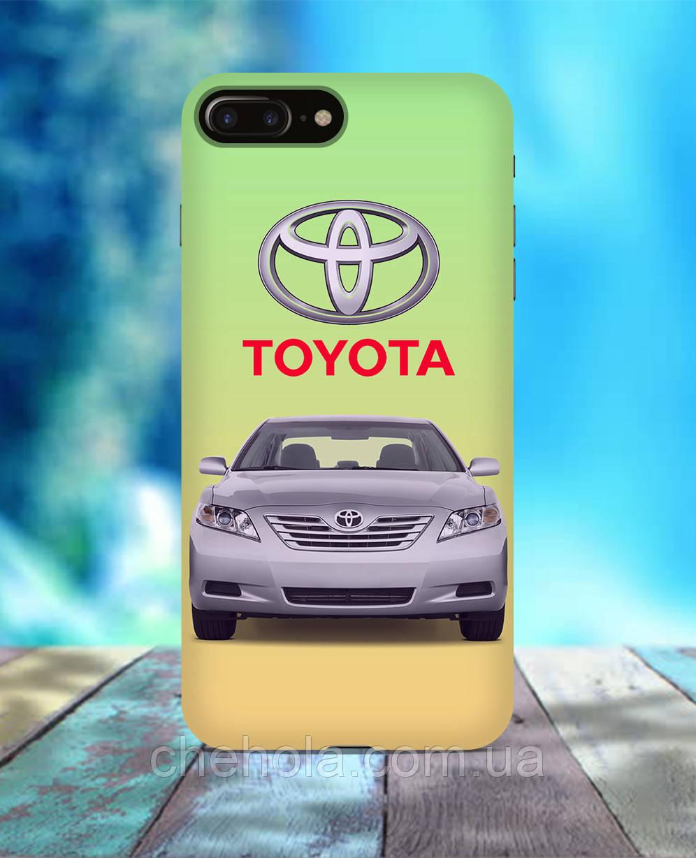Чохол для iPhone 7 8 7 Plus 8 Plus Toyota Camry