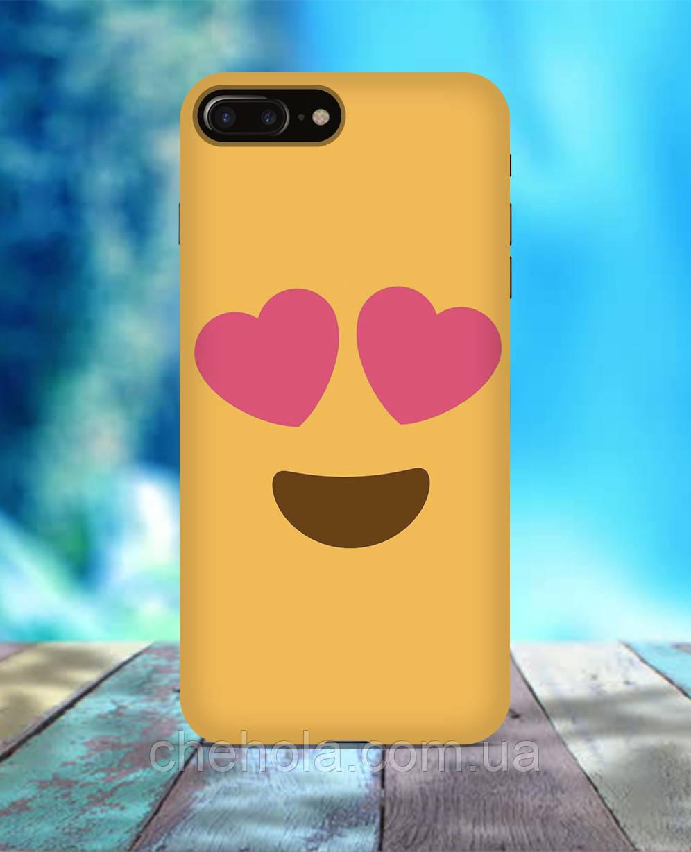 Чохол для iPhone 7 8 7 Plus 8 Plus Смайлик