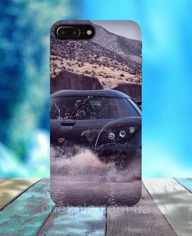 Чохол для iPhone 7 8 7 Plus 8 Plus Koenigsegg