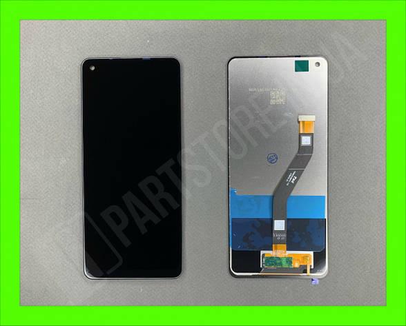 Дисплей модуль Samsung SM A215 OLED A21 Black 2020, фото 2