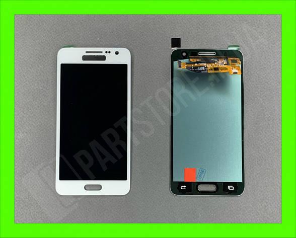 Дисплей модуль Samsung SM А300 OLED А3 White 2015, фото 2