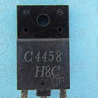 Транзистор NPN 500В 7А Sanyo 2SC4458 TO3PML