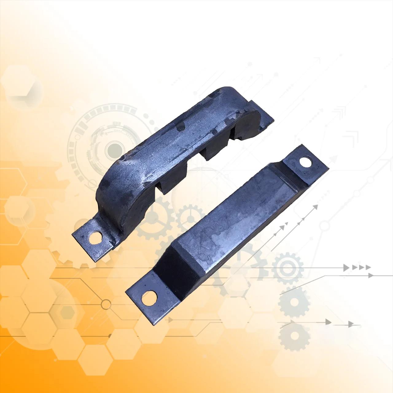 Подушка крепления двигателя КрАЗ 256Б-1001008