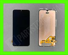 Дисплей модуль Samsung SM А405 OLED А40 Black 2019