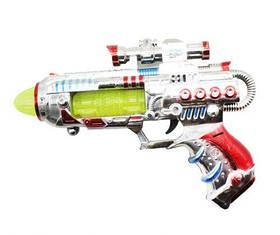 """Пистолет """"Космический бластер"""". 962959R_666A"""
