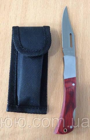 Карманный складной нож В640 с чехлом (17 см)