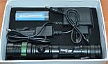Тактический фонарик Bailong BL-Z8455 30000W, фото 2