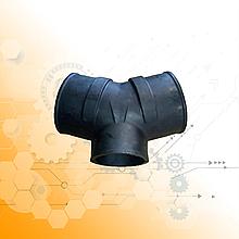 Трійник повітрозабірника (гумовий) 260-1109764