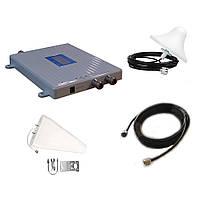 GSM 3G 4G репітер підсилювач мобільного зв'язку 900 МГц 2100 МГц 7501