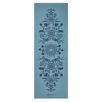Двухсторонний коврик для йоги Gaiam Mystic 62899 6мм