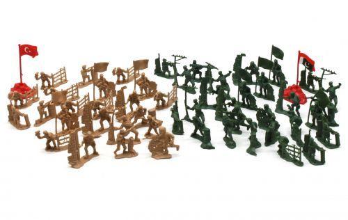 """Игровой набор солдатиков """"Military"""" DZ392"""