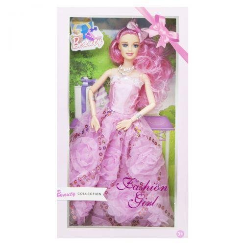 """Кукла """"Beauty"""", в розовом 886B"""