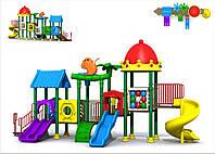 Игровой комлекс-площадка для детей Nature Series HDS-ZR629-1