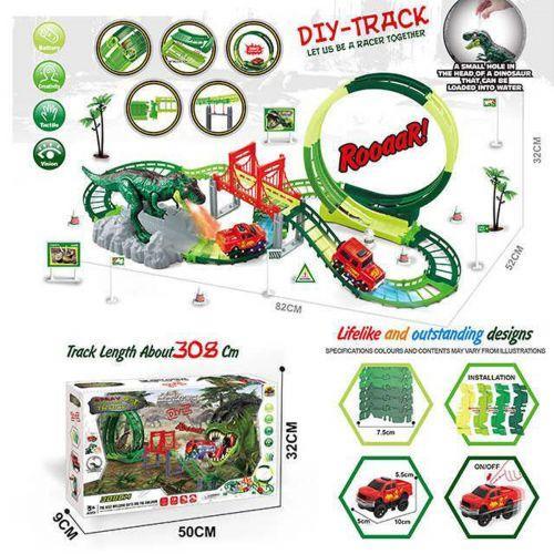 "Автотрек ""Dinosaur"" GD39A"
