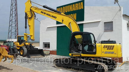 Интеркулер New Holland E 265, фото 2