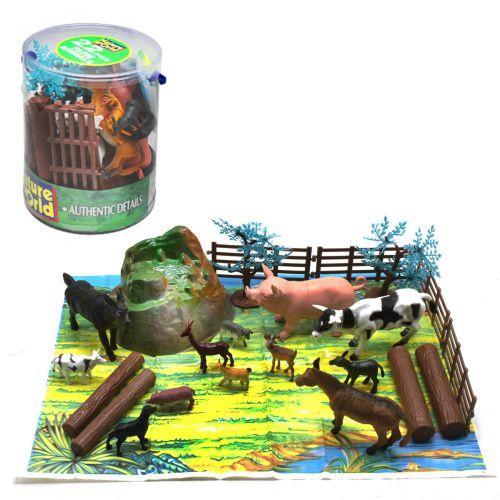 """Игровой набор """"Ферма"""" D33702"""