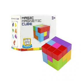 """Головоломка магнитная """"Волшебный кубик"""" 730B"""