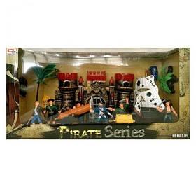 "Игровой набор ""Замок пирата"" 0807-14"