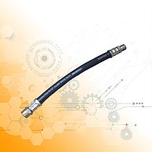 Шланг паливний КрАЗ з'єднувальний 250-1104147-01