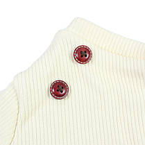 Свитер для домашних животных Hoopet HY-1277 Beige XS весенний пуловер, фото 3
