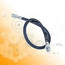 Шланг паливний КрАЗ з'єднувальний 6510-1104142