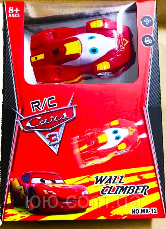 Антигравитационная машинка Cars 3 Wall Climber
