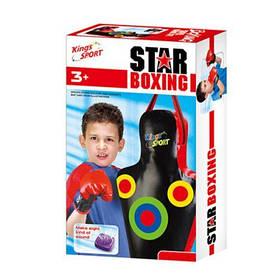 """Боксёрский набор со звуковыми эффектами """"Boxing Star"""" GT175326"""