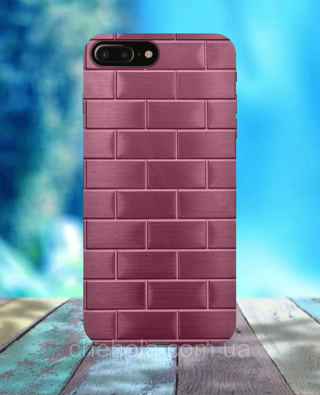 Чехол для iPhone 7 8 7 Plus 8 Plus Кирпичная стена