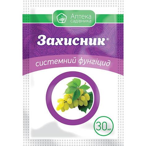 Фунгіцид Захисник к.с. (30 мл), Укравіт, фото 2