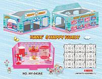 """Игрушечная комната """"Нappy Family: Ванная комната"""". HY-043AE, фото 2"""