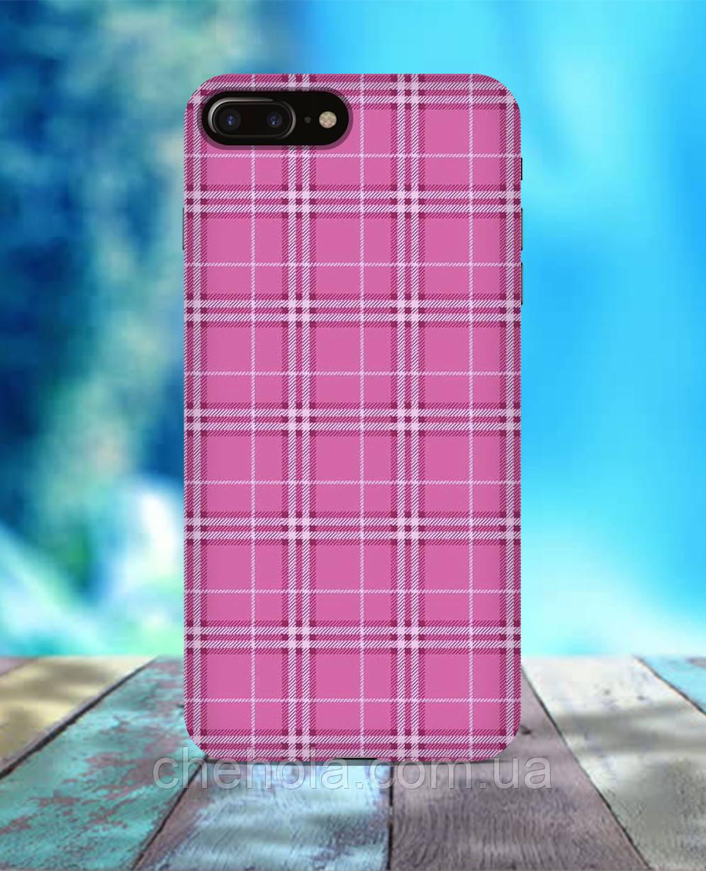 Чохол для iPhone 7 8 7 Plus 8 Plus Тканина візерунок
