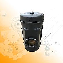 Фільтр повітряний в зборі КрАЗ 6437-1109010-01