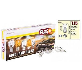 """Лампа 12V (бесцок.1-контак.) W16W """"Pulso"""" (LP-15950) (уп.10шт)"""