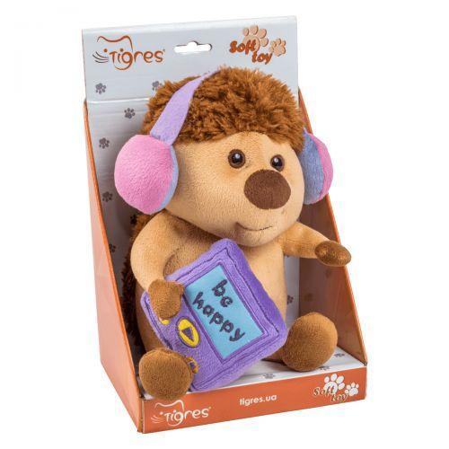 """Плюшевая игрушка """"Be happy"""", 22 см ІГ-0066"""