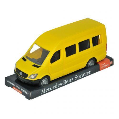 "Автомобиль ""Mercedes-Benz Sprinter"", желтый 39716"